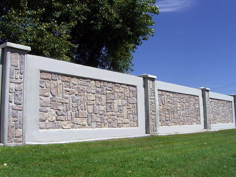 Купить забор из бетона в самаре сметы бетон